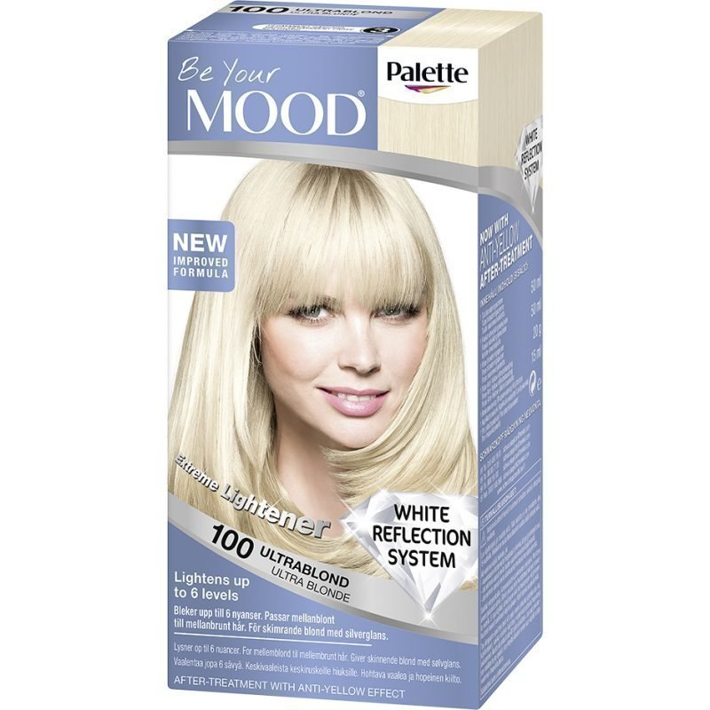 MOOD Hair Colour No. 100 Ultra Blonde