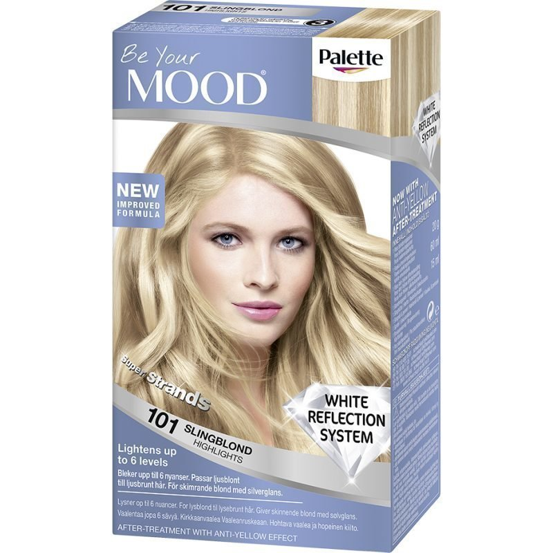 MOOD Hair Colour No. 101 Highlights