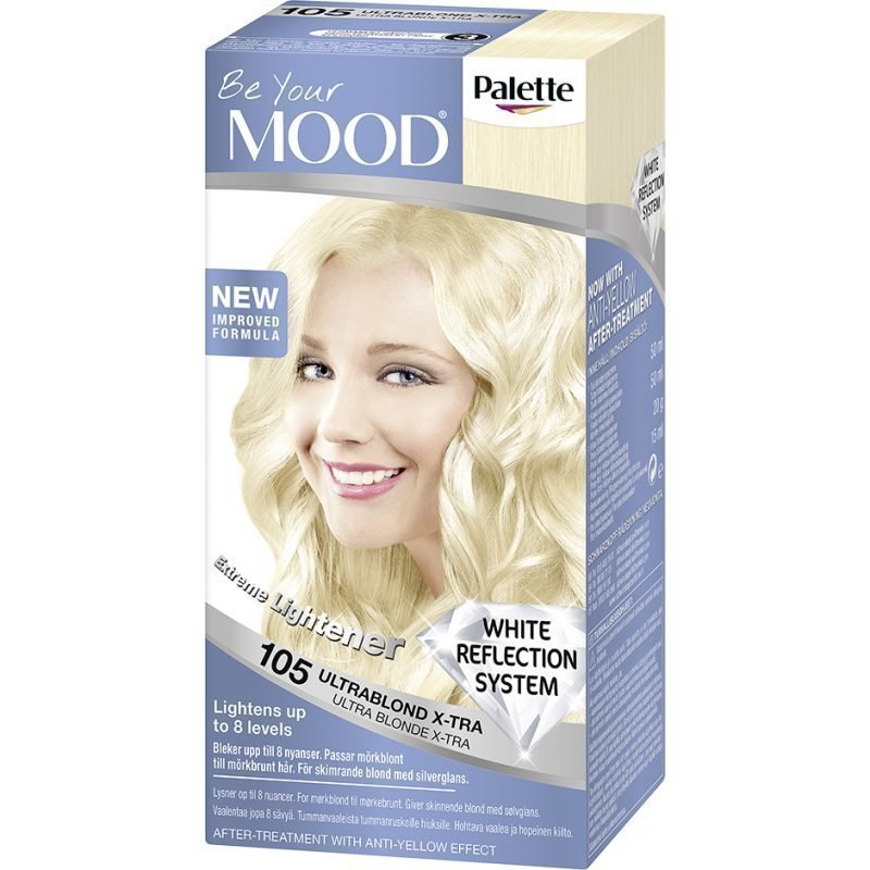 MOOD Hair Colourtra For Dark Hair