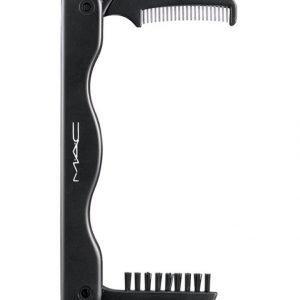 Mac Duo Lash Comb/Brow Brush Ripsi Ja Kulmaharja