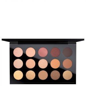 Mac Eye Shadow X 15 Warm Palette