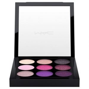 Mac Eye Shadow X 9 Runway Worthy Luomiväripaletti