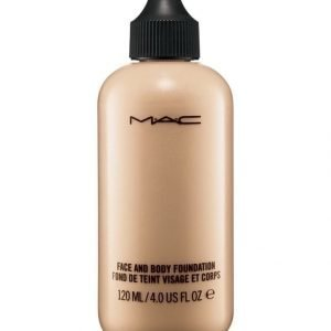 Mac Face & Body Foundation Meikkivoide 120 ml