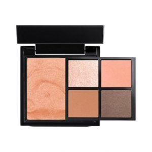 Mac Halcyon Nights Eye & Cheek Compact Luomiväri Ja Poskipunapaletti 7 g