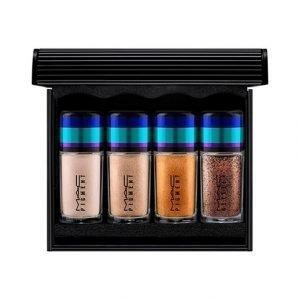 Mac Irresistibly Charming Pigments And Glitter Irtopuuterisetti