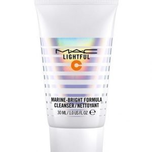 Mac Lightful C Marine Bright Formula Cleanser Puhdistusaine 30 ml