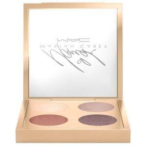 Mac Mariah Carey / Eye Shadow X 4 Luomiväripaletti