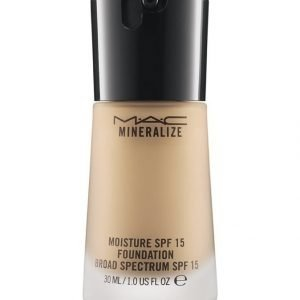 Mac Mineralize Moisture Foundation Spf 15 Mineraalimeikkivoide 30 ml