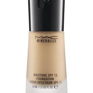 Mac Mineralize Moisture Foundation Spf 15 Mineraalimeikkivoide 30 ml