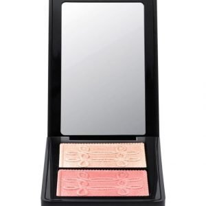 Mac Nutcracker Sweet / Peach Face Compact Setti
