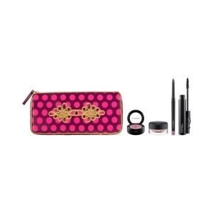 Mac Nutcracker Sweet / Plum Eye Bag Setti
