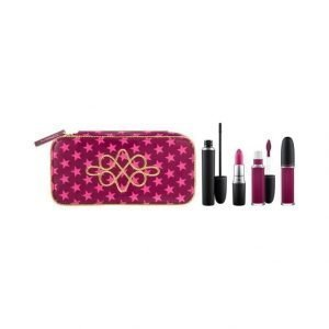 Mac Nutcracker Sweet / Plum Retro Matte Kit Setti