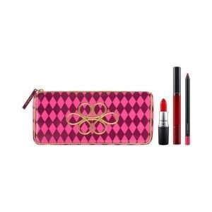 Mac Nutcracker Sweet Red Lip Bag Huulimeikkisetti