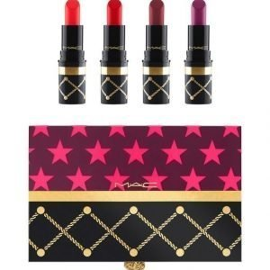 Mac Nutcracker Sweet Red Lipstick Huulipunasetti