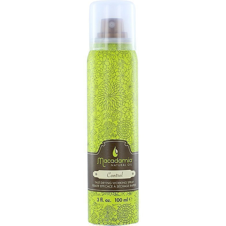 Macadamia Control Fast Drying Working Spray 100ml