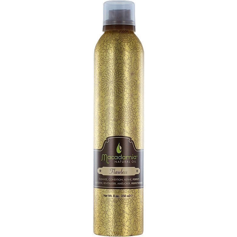 Macadamia Flawless Conditioning Cleanser Hairspray 250ml