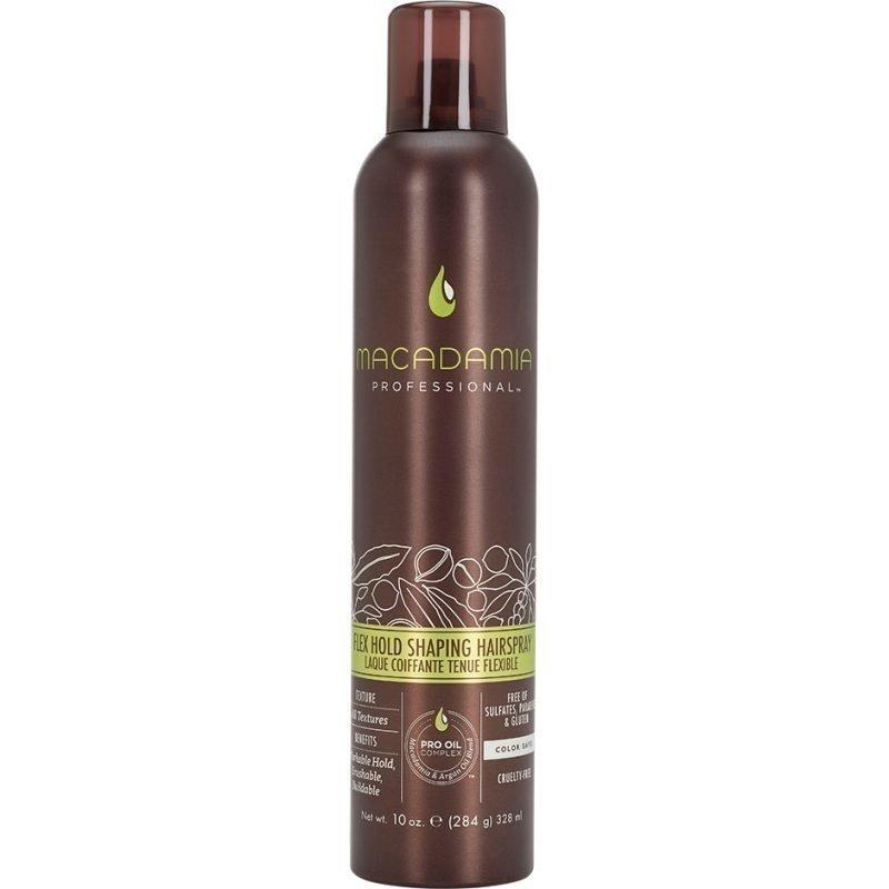 Macadamia Flex Hold Shaping Hairspray 284g