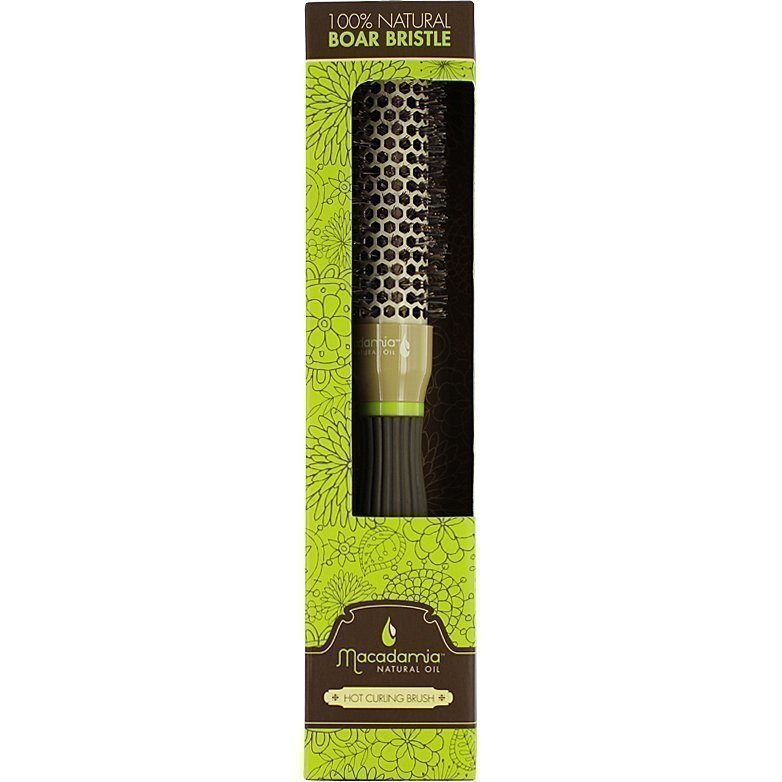 Macadamia Hot Curling Brush Brush 25mm