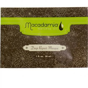 Macadamia Natural Oil Deep Repair Masque 30 Ml