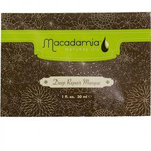 Macadamia Natural Oil Deep Repair Masque 30 Ml