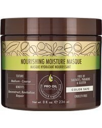 Macadamia Natural Oil Macadamia Nourishing Moisture Masque 236ml