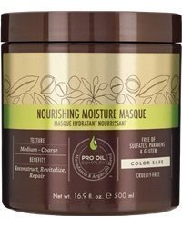 Macadamia Natural Oil Macadamia Nourishing Moisture Masque 500ml