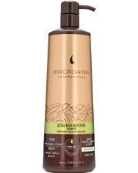 Macadamia Natural Oil Macadamia Ultra Rich Moisture Shampoo 1000ml