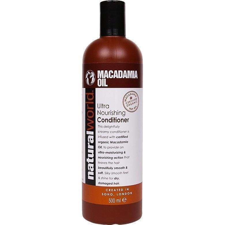 Macadamia Oil Ultra Nourishing Hair Conditioner 500ml