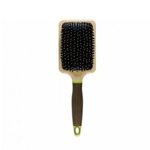 Macadamia Paddle Cushion Brush / Boar Bristle