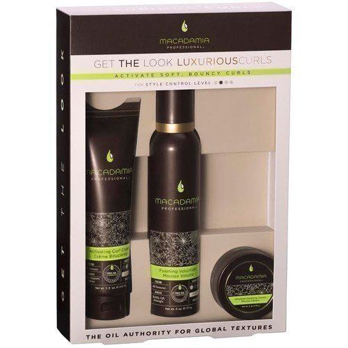Macadamia Professional Get the Look Luxurious Curls Gift Set