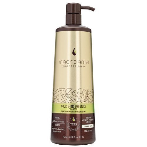 Macadamia Professional Nourishing Moisture Shampoo 1000 ml