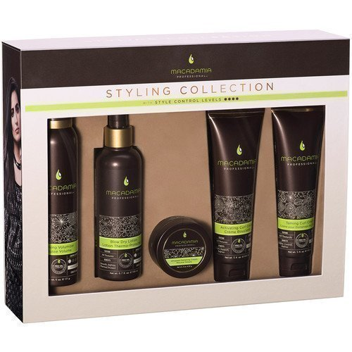 Macadamia Professional Styling Collection