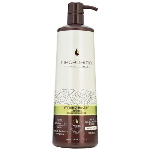Macadamia Professional Weightless Moisture Conditioner 1000 ml
