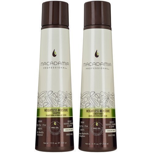 Macadamia Professional Weightless Moisture Duo