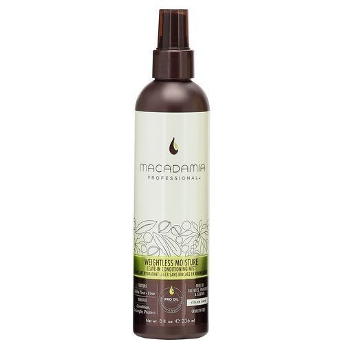Macadamia Professional Weightless Moisture Leave-In Conditioning Mist 236 ml