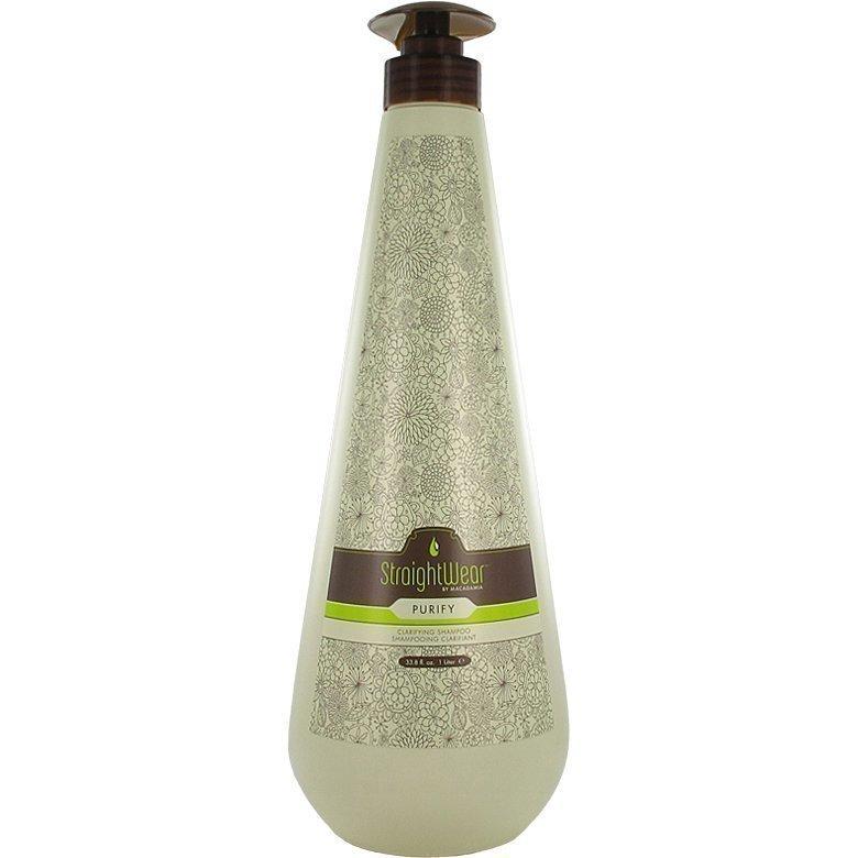 Macadamia StraightWear Purify Shampoo 1000ml