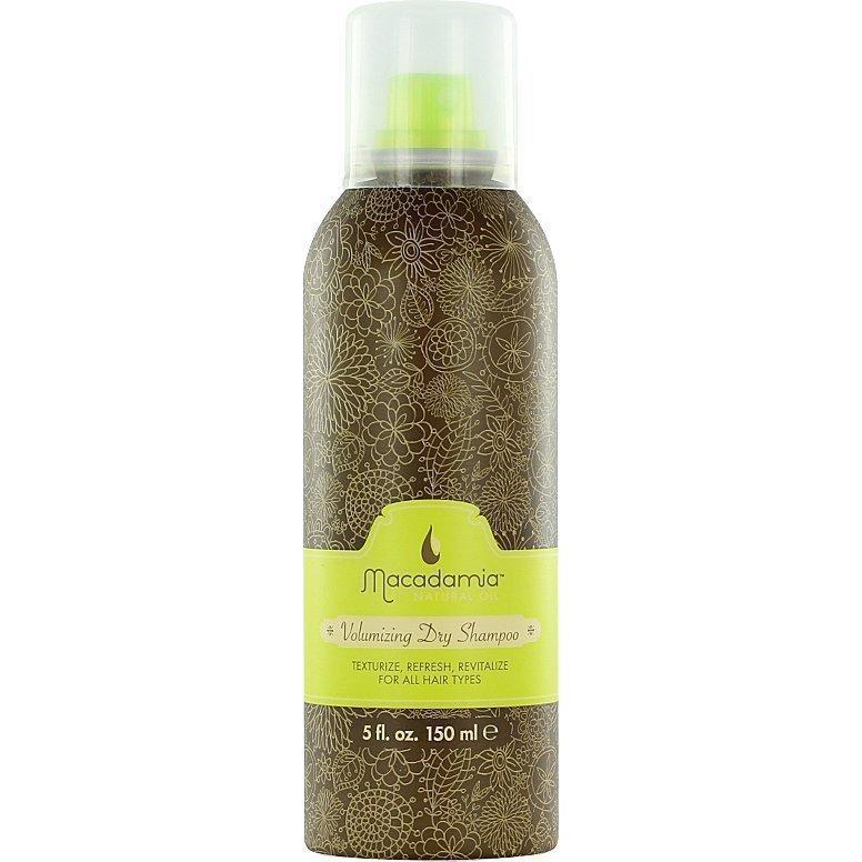 Macadamia Volumising Dry Shampoo All Hair Types 150ml