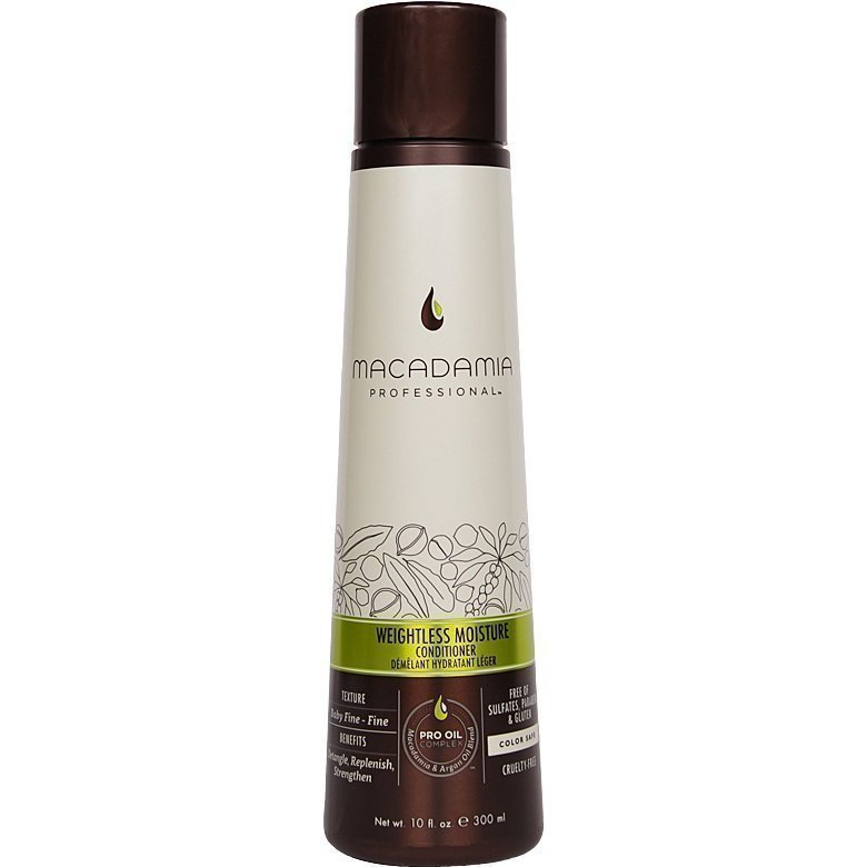 Macadamia Weightless Moisture Conditioner 300ml