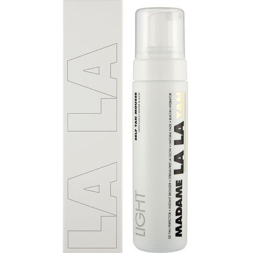 Madame La La Self Tan Mousse Light