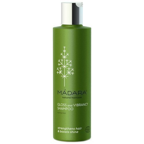 Madara Natural Haircare Gloss & Vibrance Shampoo