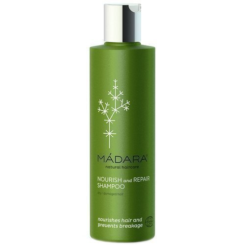 Madara Natural Haircare Nourish & Repair Shampoo