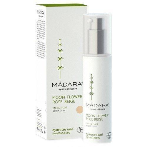 Madara Organic Skincare Moonflower Rose Beige Tinting Fluid