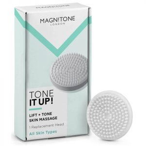 Magnitone London Barefaced 2 Tone It Up! Massaging Brush Head 1 Pack