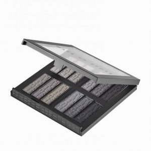 Make Up Store 12 Shades Palette Luomiväri Gray