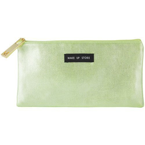 Make Up Store Bag Flat Green