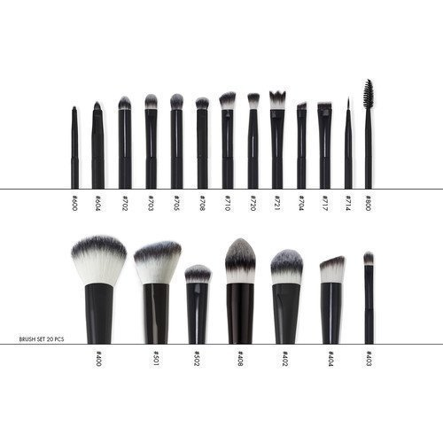 Make Up Store Brush Set 20