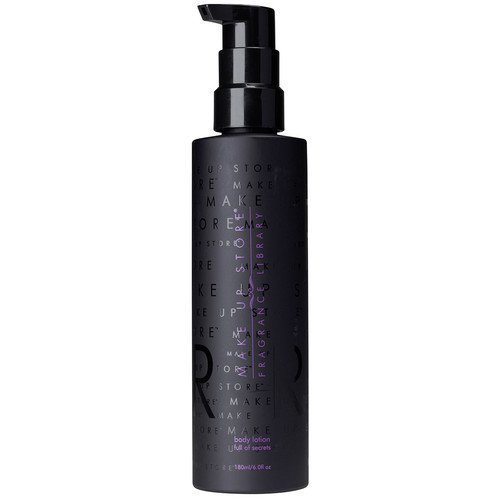 Make Up Store Fragrance Library Body Lotion Full of Secrets