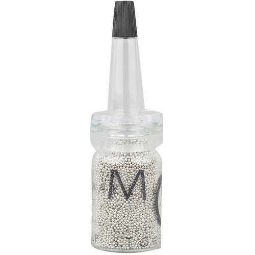 Make Up Store Nail Deco Caviar Silver