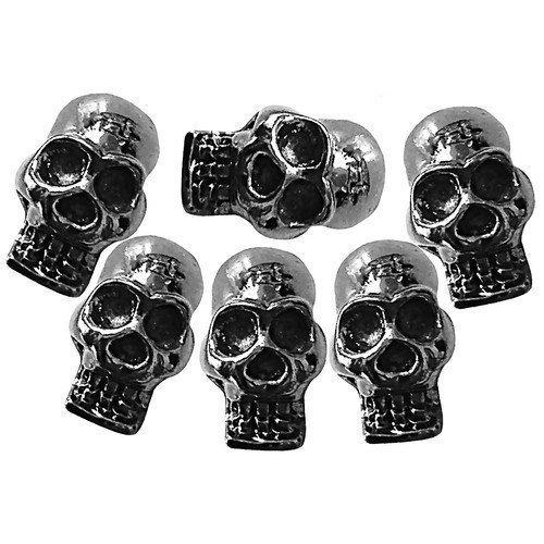 Make Up Store Nail Deco Skull Head
