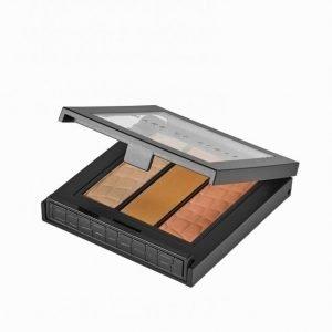 Make Up Store Premium Tri Brow Kulmaväripaletti Auburn